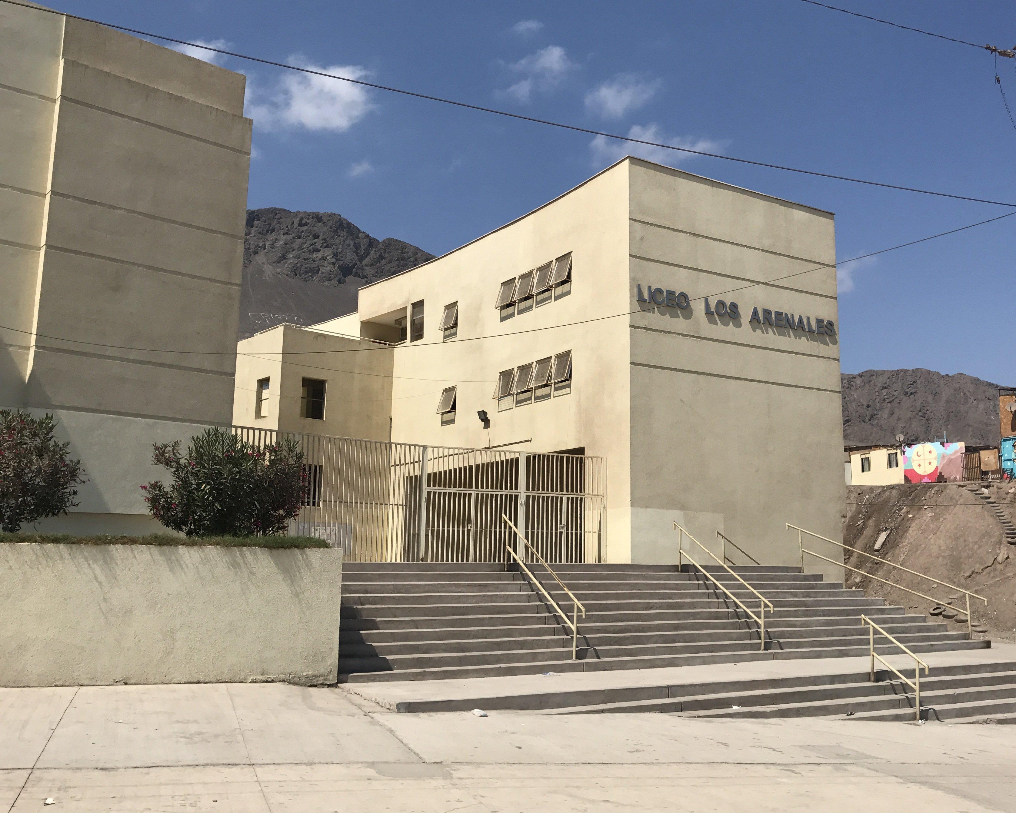 Liceo Politecnico Los Arenales