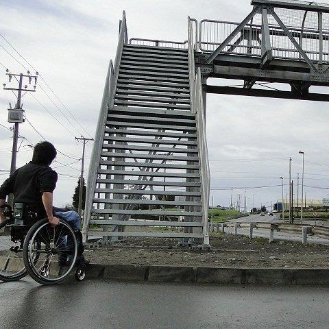 Pasarelas peatonales | Exigencias normativas al 2018