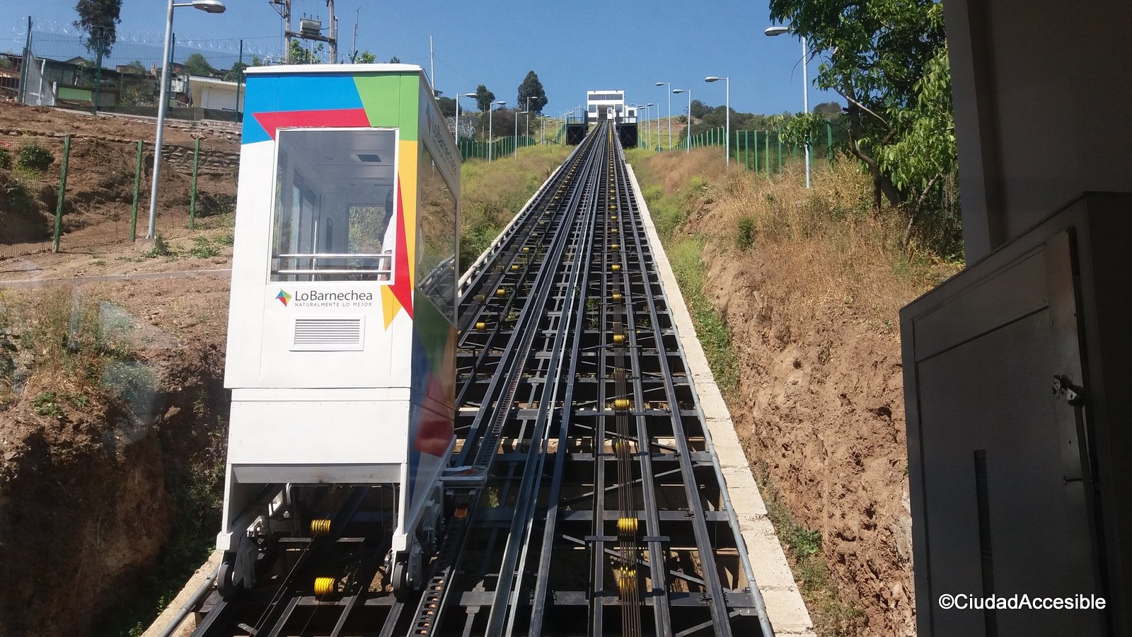 Accesibilidad | Ascensor Cerro 18 – Lo Barnechea