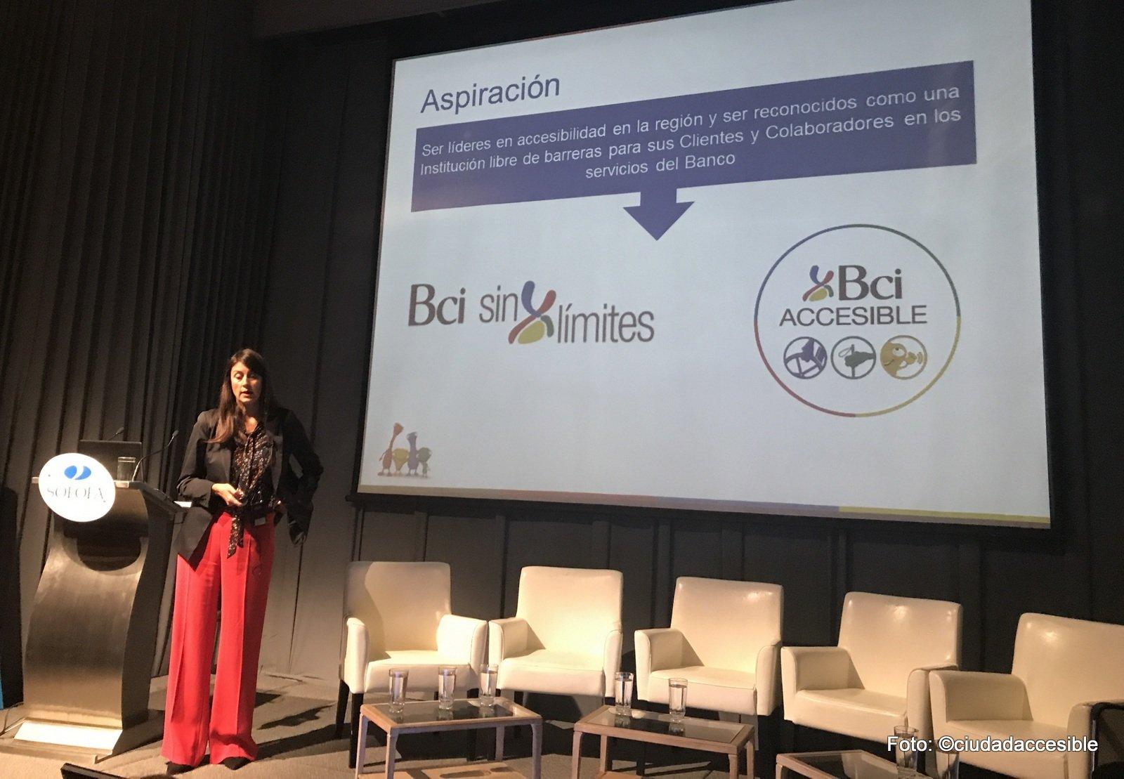 Exposición de Paola Alvano de BCI