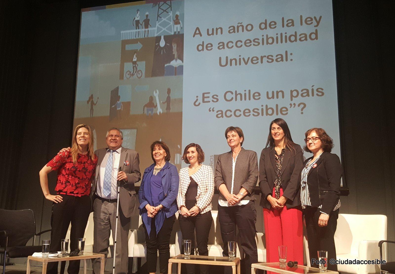Expositores de Seminario Fundación Luz - Sofofa