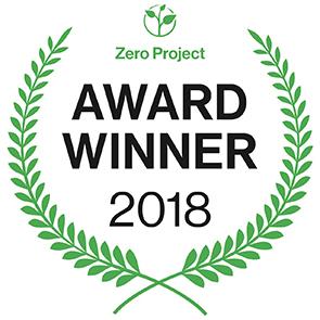 ZeroProject 2018 | Premiación a buenas prácticas accesibles
