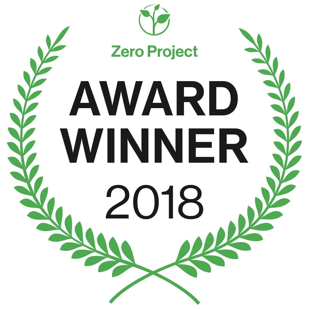 ZeroProject 2018 | Premiación de políticas y buenas prácticas accesibles