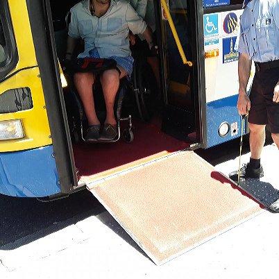 Hacia un Transporte Público 100% accesible