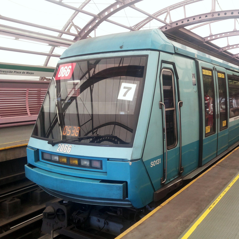 Foto de tren de Metro