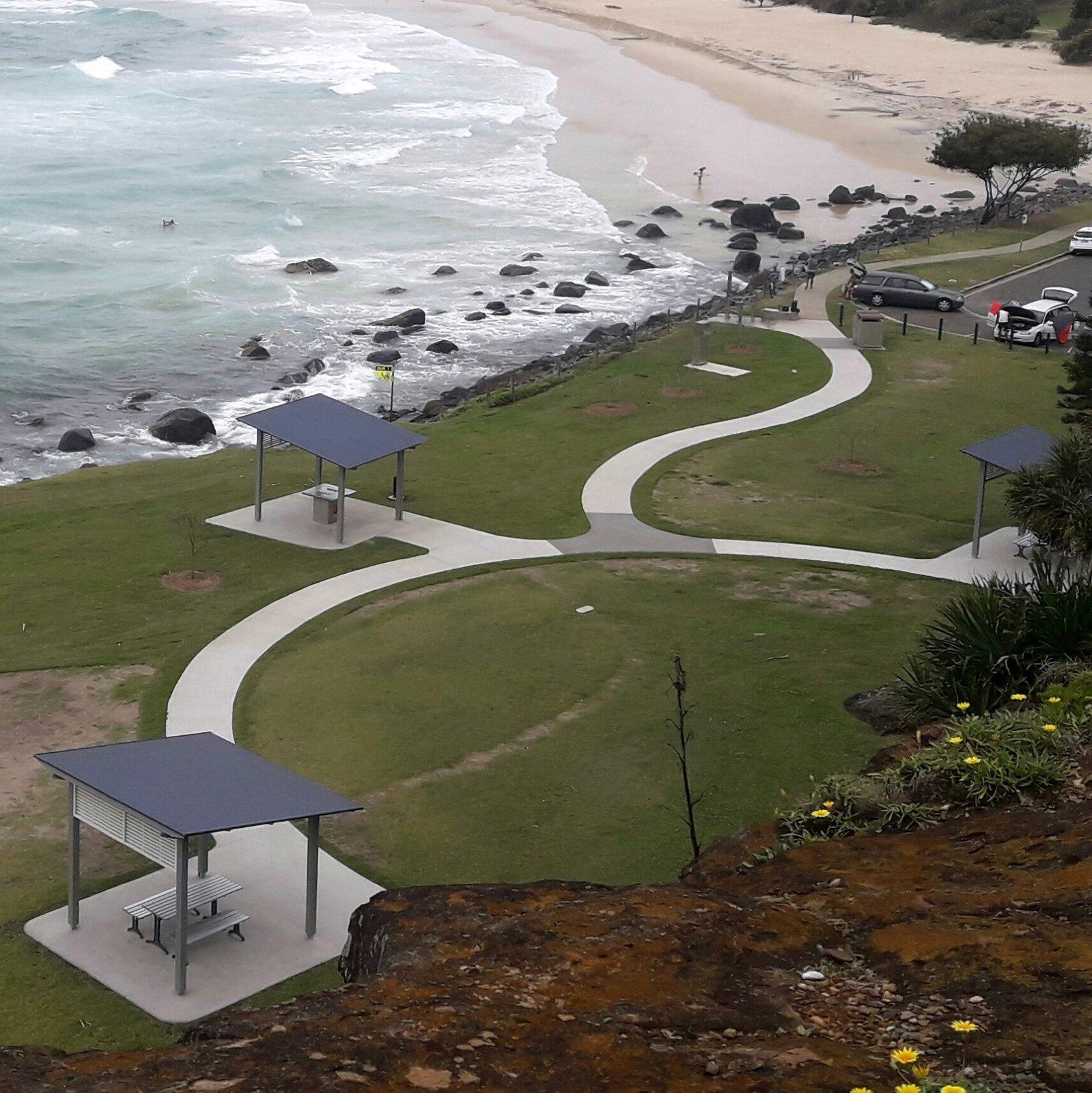 Playa Brisbane portada