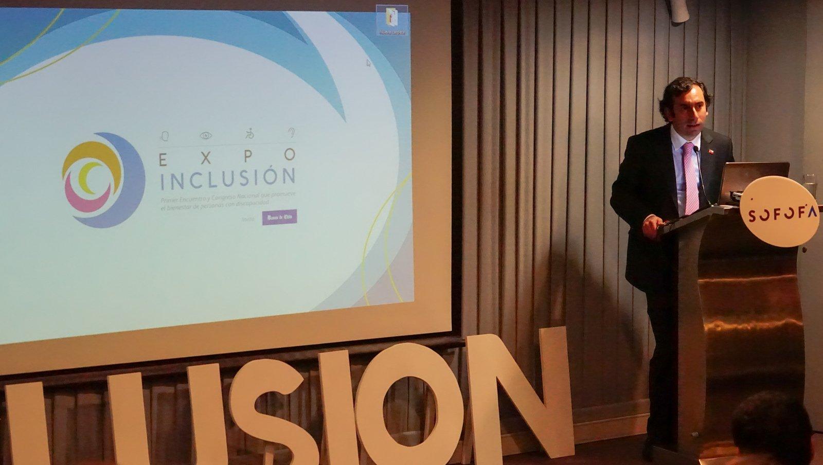 lanzamiento expo inclusion