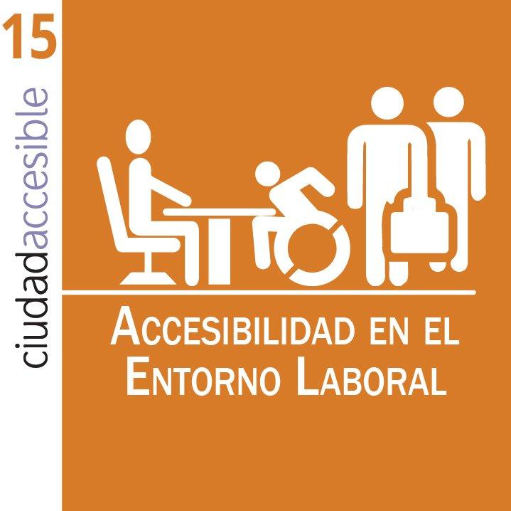 Carátula Ficha 15 accesibilidad en el entorno laboral
