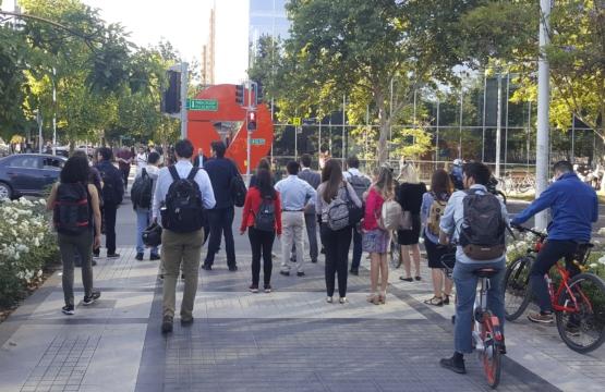 Las Condes por la accesibilidad universal de su espacio público