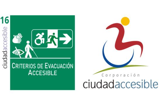 Ficha 16 | Criterios de evacuación accesible
