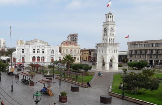 Iquique Ciudad Inclusiva (2) | Paseo Peatonal Baquedano
