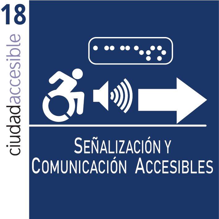 Ficha 18 | Información y Señalización Accesibles