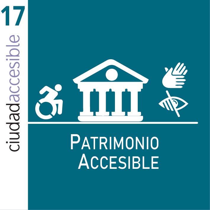 Ficha 17 | Accesibilidad en el Patrimonio Cultural