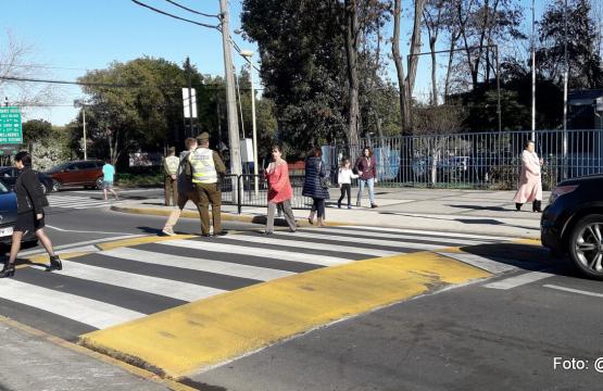 ¡Más cruces peatonales a nivel vereda!