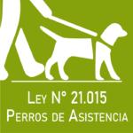 ícono perros de asistencia